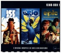 Kino-Box, 3 Audio-CDs