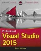 Professional Visual Studio 2015 (eBook, ePUB)