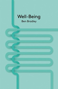 Well-Being (eBook, ePUB) - Bradley, Ben