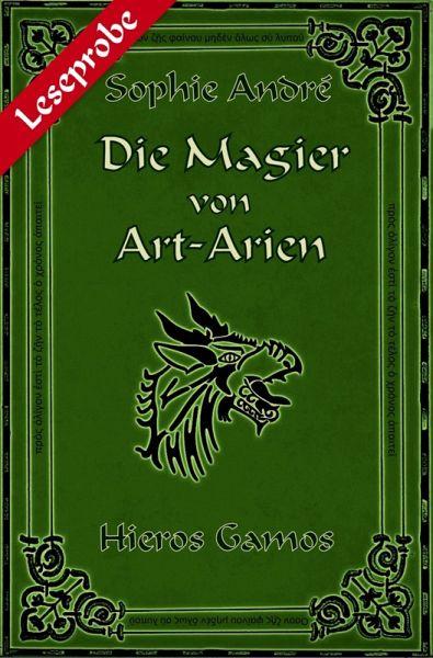 Die Magier von Art-Arien - Band 3 Leseprobe XXL (eBook, ePUB) - André, Sophie