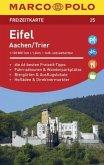 MARCO POLO Freizeitkarte Eifel, Aachen / Trier 1:120 000