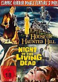 Classic Horror Double Feature: House on Haunted Hill/ Night of the Living Dead