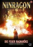 NINRAGON 21: Die Feuer Ragnaröks (eBook, ePUB)