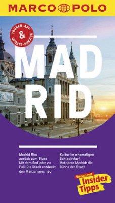MARCO POLO Reiseführer Madrid - Dahms, Martin