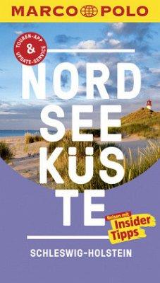 MARCO POLO Reiseführer Nordseeküste Schleswig-Holstein - Bormann, Andreas