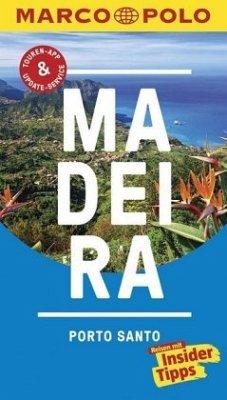 MARCO POLO Reiseführer Madeira, Porto Santo - Henss, Rita