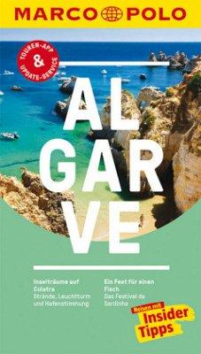 MARCO POLO Reiseführer Algarve - Osang, Rolf