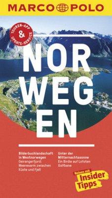 MARCO POLO Reiseführer Norwegen - Kumpch, Jens-Uwe