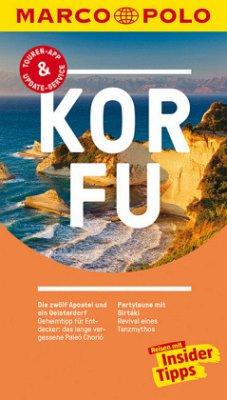 MARCO POLO Reiseführer Korfu - Bötig, Klaus