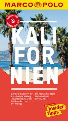 MARCO POLO Reiseführer Kalifornien - Teuschl, Karl