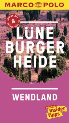 MARCO POLO Reiseführer Lüneburger Heide - Bötig, Klaus