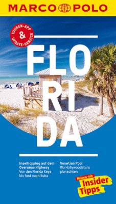 MARCO POLO Reiseführer Florida - Chevron, Doris