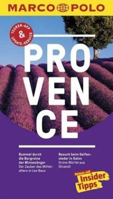 MARCO POLO Reiseführer Provence - Bausch, Peter