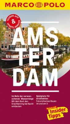 MARCO POLO Reiseführer Amsterdam - Bokern, Anneke