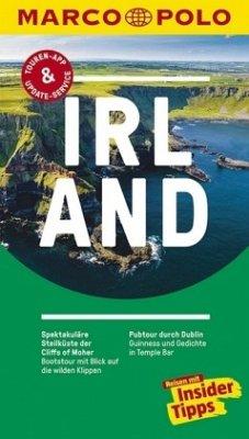 MARCO POLO Reiseführer Irland - Wöbcke, Manfred