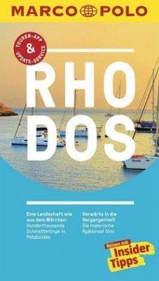 MARCO POLO Reiseführer Rhodos - Bötig, Klaus