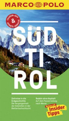MARCO POLO Reiseführer Südtirol - Stimpfl, Oswald