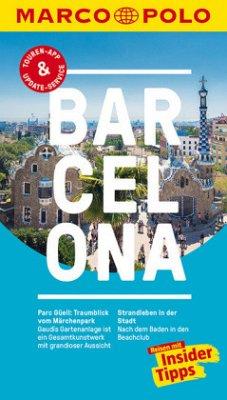 MARCO POLO Reiseführer Barcelona - Massmann, Dorothea