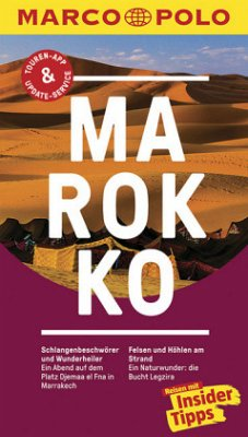 MARCO POLO Reiseführer Marokko - Brunswig-Ibrahim, Muriel