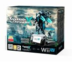 Wii U Premium Pack black + Xenoblade Chronicles X (Wii U)