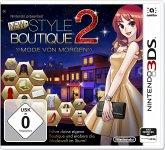 New Style Boutique 2 - Mode von morgen, Nintendo 3DS-Spiel