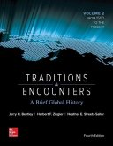 Traditions & Encounters: A Brief Global History Volume 2 with 1-Term Connect Access Card