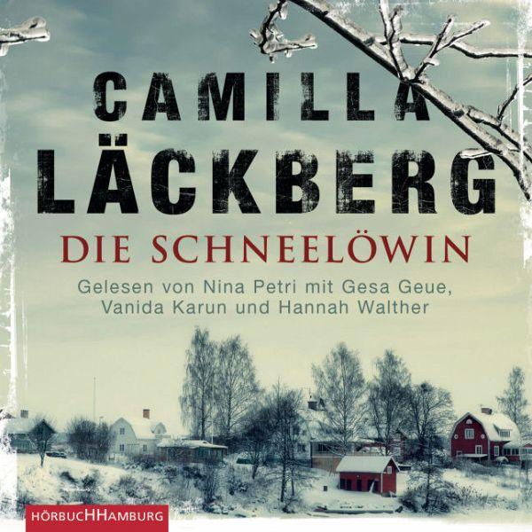 Die Schneelöwin / Erica Falck & Patrik Hedström Bd.9 (6 Audio-CDs) - Läckberg, Camilla