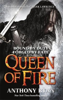 Raven's Shadow 3. Queen of Fire - Ryan, Anthony