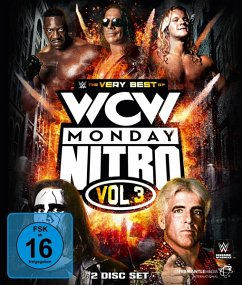 WWE - The Very Best of WCW Monday Nitro - Vol. 3