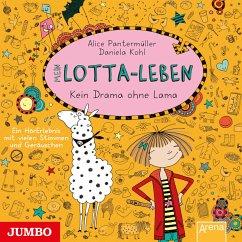 Kein Drama ohne Lama / Mein Lotta-Leben Bd.8 (MP3-Download) - Pantermüller, Alice