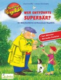 Kommissar Kugelblitz - Wer entführte Superbär? (eBook, ePUB)