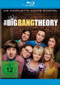 The Big Bang Theory - Die komplette achte Staffel (2 Discs)