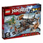 LEGO NINJAGO 70605 Luftschiff des Unglücks