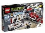 LEGO® Speed Champions 75876 - Porsche 919 Hybrid und 917K Pit Lane