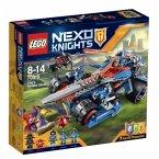 LEGO® Nexo Knights 70315 Clays Klingen-Cruiser