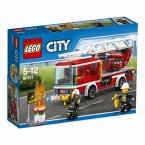 LEGO® City 60107 - Feuerwehrfahrzeug mit fahrbarer Leiter