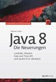 Java 8 - Die Neuerungen (eBook, ePUB)