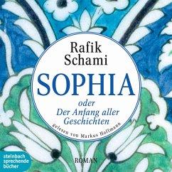Sophia oder Der Anfang aller Geschichten (Gekürzt) (MP3-Download) - Schami, Rafik