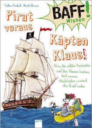 Buch-Reihe BAFF! Wissen