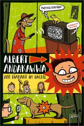 Buch-Reihe Albert Andakawwa