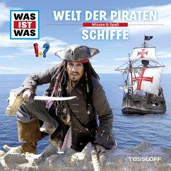 WAS IST WAS Hörspiel: Piraten/ Schiffe (MP3-Download)