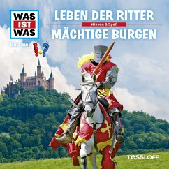WAS IST WAS Hörspiel: Ritter/ Burgen (MP3-Download) - Baur, Manfred