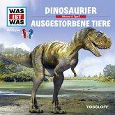 WAS IST WAS Hörspiel: Dinosaurier/ Ausgestorbene Tiere (MP3-Download)