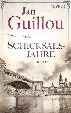Schicksalsjahre / Brückenbauer Bd.4 (eBook, ePUB) - Guillou, Jan