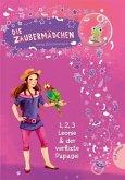 1, 2, 3 Leonie & der verflixte Papagei / Die Zaubermädchen Bd.5 (Mängelexemplar)