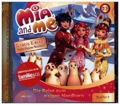 Mia and me - Nordhorn, Audio-CD