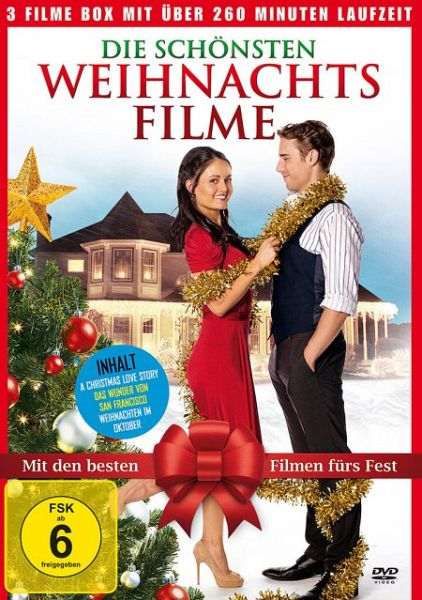 die sch nsten weihnachtsfilme film auf dvd. Black Bedroom Furniture Sets. Home Design Ideas