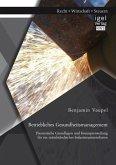 Betriebliches Gesundheitsmanagement: Theoretische Grundlagen und Konzepterstellung für ein mittelständisches Industrieunternehmen (eBook, PDF)