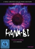 Hana-bi - Feuerblume (Limited Collector's Editon, 3 Discs)