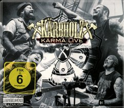 Karma Live (2cd+Dvd Digipak-Set)
